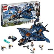 LEGO Marvel Avengers Ultimate Quinjet Plane, Super Heroes Playset