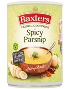 Baxters Vegetarian, Spicy Parsnip Soup 400g