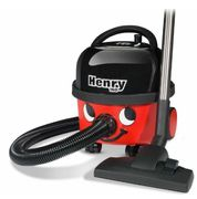 Numatic Henry HVR160 Bagged Cylinder 620 W 6 Litres Vacuum Cleaner - Red