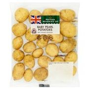 Offer - Morrisons Baby Pearl Potatoes 500g