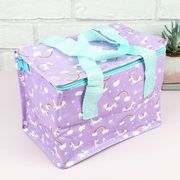 Half Price! Magical Unicorn and Rainbow Lunch Bag - Free Delivery