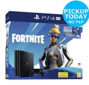 Sony Playstation PS4 Pro 1TB Console & Fortnite Neo Versa Bundle Only £309.99
