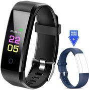 Waterproof Fitness Tracker Watch at Amazon Only £9.99