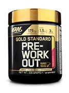 Optimum Nutrition on Gold Standard Pre Workout Energy Drink Powder