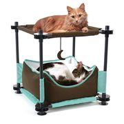 Kitty City Cozy Bed - 55% Off