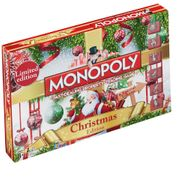 Cheap Monopoly - Christmas Edition, reduced by £4
