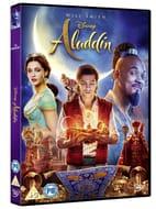 Win 1 of 3 Copies of Disneys Aladdin DVD
