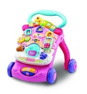 GOING CHEAP! save £15 - VTech Baby Walker, Pink