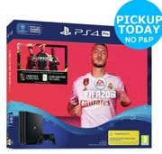 Sony Playstation PS4 Pro 1TB Console & FIFA 20 Bundle Only £309.99