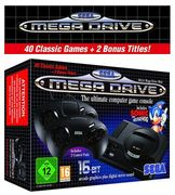 NEW! SEGA Mega Drive Mini - out on Friday 4th October!