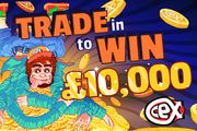 Trade in to Win over £10,000 of Prizes!