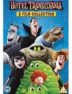 Best Ever Price! Hotel Transylvania 1-3 DVD Box Set