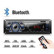 Kdely Bluetooth Car Stereo, Digital Media Player, MP3 Player,