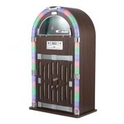 Floor Standing Jukebox with Bluetooth and Record Player