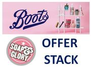 Soap & Glory OFFER STACK - 3-for-2, and 20% OFF, and FREE Gift