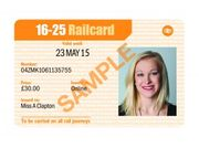 16-25 Railcard Offer - Get Railcard for Half Price (£15) after Cashback