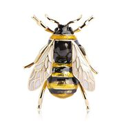 Cute Bee Brooch Clothes Accessories