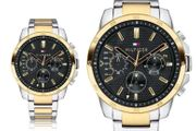 Tommy Hilfiger Stainless Steel Two-Tone Watch
