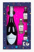 Edinburgh Gin Prosecco and Gin Set, 90cl - Only £35!