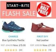 Start-Rite Shoes - FLASH SALE - BETTER than HALF PRICE DEALS!!