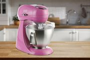Kenwood Pattissier Pink Stand Mixer with 4Ltr Bowl