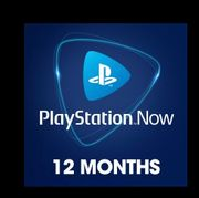 PlayStationNow: 12 Month Subscription