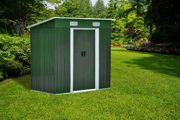 Metal Storage Shed - 2 Colours!