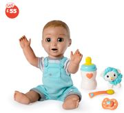 Cheap Luvabeau Interactive Doll - the Boy Luvabella Doll with £55 Discount