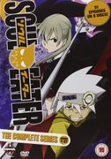Soul Eater: The Complete Series (DVD) (Re-Release)