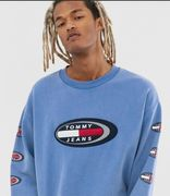 Tommy Hilfiger Sweatshirt Down From £95 to £57