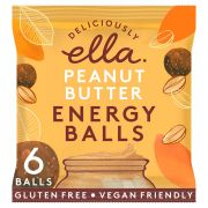 Deliciously Ella Peanut Butter Energy Balls 48g 49p Was 99p,Holland and Barrett