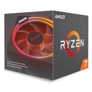 AMD Ryzen 7 Eight Core 2700X 4.35GHz Socket AM4 Processor