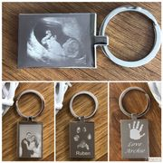 Win a Personalised Engraved Keyring