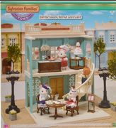 SYLVANIAN FAMILIES Pretend Play the Delicious Restaurant