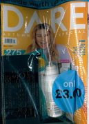 NEW Dare Magazine with Good Freebies