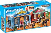 Best Ever Price! Playmobil 70012 Western Take along Western City