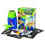 Cheap Crayola Marker Air BrushBlue Kids Spray Art Design Marker - Save £15!