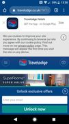 Exclusive 15% off Bookings at Travelodge