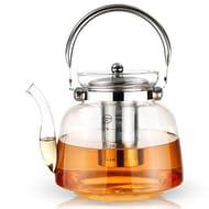 Deal Stack - Glass Tea Pot (Lightning + 10% Extra)