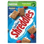 Nestle Shreddies Original Cereal 48%off at Tesco