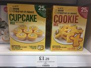 Children in Need Cake and Cookie Kit