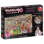 Cheap Wasgij Destiny 19 the Puzzlers Arms 1000 Piece Puzzle - Save £2.99