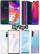My Top 5 Smartphones of the Year so Far (With Best Prices)