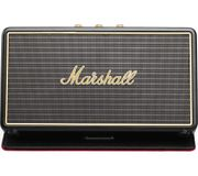 *SAVE £40* MARSHALL Stockwell Portable Bluetooth Wireless Speaker & Flip Cover