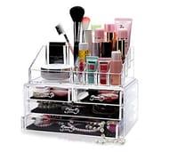 Laizza Make up Organiser, Cosmetic Organiser, Jewellery Organiser