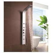 Premier Peyton Thermostatic Shower Tower Panel 4 round Body Jets