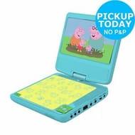 Peppa Pig 7 Inch Portable DVD Player.
