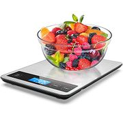 Kitchen Scales, Homever 15kg Food Scales with 9*6.3in Big Panel