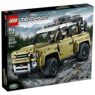 LEGO Technic Land Rover Defender - Model 42110 (11+ Years)