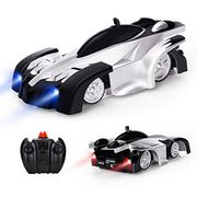 Baztoy Remote Control Car Kids Toys Wall RC Car Game Dual Modes